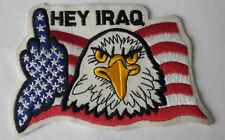 "Patch USMC ""HEY IRAQ"""