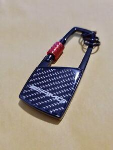 Schlüsselanhänger Mercedes AMG Carbon Original 82272304189 Cla Gla SLK G Gl C