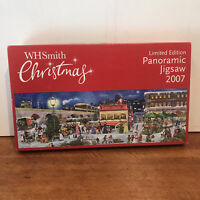 wh smith 1000 jigsaw Limited Edition Panoramic Jigsaw 2007 Complete