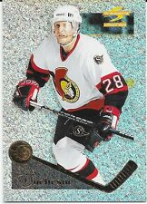 95/96 Pinnacle Summit Ice Steve Duchesne 145 Senators