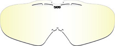 509 Youth Sinister Dual-Pane Chrome Mirror/Yellow Tint Snowmobile Goggle Lens