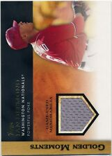 2012 Topps GMR-ID Golden Moments Jersey Relic Ian Desmond