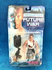 Terminator 2 Future War Hot Blast Terminator Action Figure 1992 Kenner