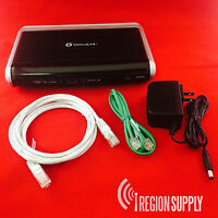 CenturyLink Actiontec C1000A / C1000A-D VDSL2 4-Port Wireless Modem Router Combo