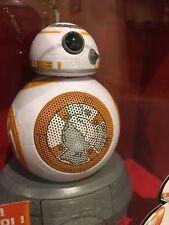 Star Wars BB 8 New Bluetooth Speaker - Disney bb-8 IHome bb8