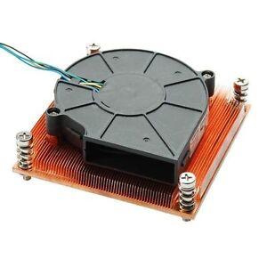 EverCool LGAL2011A-B715P Intel Xeon E3/E5 Family 1U Copper Active Cooler