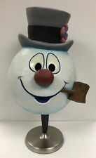 FROSTY THE SNOWMAN Rankin/Bass MASK PROTOTYPE Trick R Treat Studios MINT + RARE!