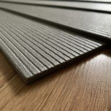 5-180m² Bodenunterlage Trittschalldämmung 3mm 5mm XPS Grau FußBoden für Parkett