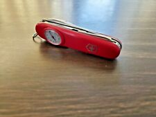 Victorinox Timekeeper Swiss Army Knife Very Rare Beautiful Condition!