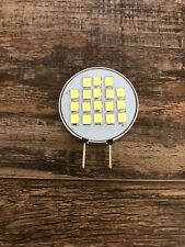 Bonlux Dimmable LED G8 Bulb- 120V Warm White G8 Bi-pin Halogen Replacement Bu