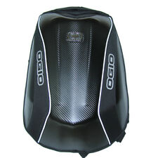 New Motorcycle Backpack OGIO Mach 5 No Drag Stealth Bike Bag Hard Shell