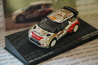 VOITURE RALLYE CITROEN DS3 WRC RALLYE ALLEMAGNE 2013 D.SORDO 1/43 IXO ALTAYA