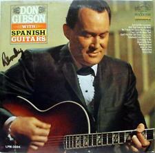 Don Gibson - Spansih Guitars LP Mint- LPM 3594 Vinyl Record