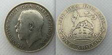 Collectable 1915 Silver Shilling Coin Of King George V Lot 1