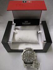 Tissot Quickster T0954171106700 Mens Stainless Steel Quartz Watch AnthraciteDial