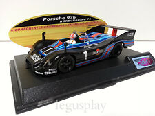 SCX Scalextric Slot Spirit 0601402 Porsche 936 Nurburgring '76 Nº1