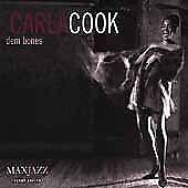 Carla Cook - Dem Bones (CD, 2002)Max Jazz E-ROZ-55