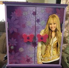 Disney Channel~Hannah Montana Wardrobe Jewelry Box~ Pretty Door Handles