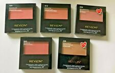 REVLON - Powder Blush - 5g - Choose Shade - Brand New - Free p&p