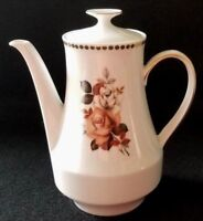 Vintage German Bavaria porcelain decorative Chocolate pot, Coffee Pot, Tea Pot