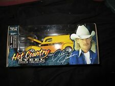 ISSUE #3 HOT COUNTRY STEEL DIE CAST ALAN JACKSON TRUCK RACING CHAMPIONS