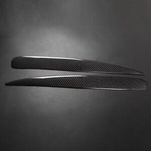 Carbon Fiber Headlight Eyebrows Eyelids for Honda S2000 AP1 AP2 SPORT 2000-2009