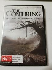 DVD - The Conjuring Region 4 Brand New