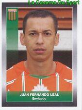 102 JUAN LEAL ENVIGADO.FC STICKER PANINI COLOMBIA PRIMERA A 2008