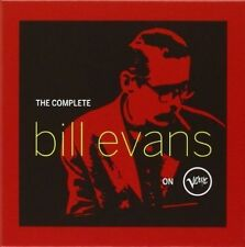 The Complete Bill Evans on Verve Audio CD