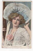 Actress Gabrielle Ray Vintage Postcard US097