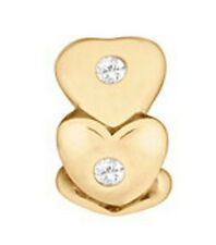 LOVELINKS BY PASTICHE SPACER LINK GOLD PLATED SILVER TT096CZG  MINT