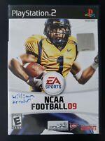 NCAA Football 09 PlayStation 2 PS2 Complete CIB
