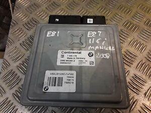 BMW N43 Engine ECU for 1 3 Series E87 E90 118i 318i N43 Petrol OEM 7595179