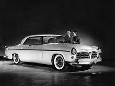 1955 Chrysler 300C Post Production Press photo 8 x 10 Photograph