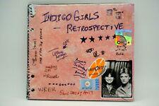 Indigo Girls - Retrospective  (Best Of) CD Album