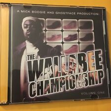 DJ Mick Boogie Ghostface Killah Wu Tang The Wallabee Championship Mixtape CD Mix