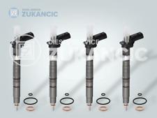 4 x Einspritzdüse Injektor VW T5 AMAROK 2,0 TDI MULTIVAN 0445116035 03L130277C