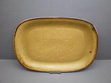 Lilien Porzellan Servierplatte / Vorlegeplatte - Sahara / Savannah - 28 cm - Neu