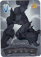 Gormiti N°92 - Carrapax