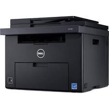 Dell C1765NFW Farblaser-Multifunktionsdrucker A4 Drucker mGebrauchsspuren