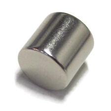 N52 Cylinder Magnet 1 pc 3/8x3/8 Inch 10mm Rare Earth Neodymium .375 10 lbs 4kg
