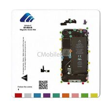 iPhone 4 Magnetic Screw Chart Mat Repair Guide Pad