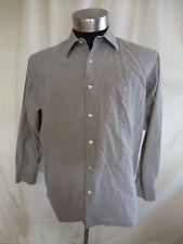 """Camicia da Uomo Lacoste, circonferenza petto 44"""", lunghezza 32"""", pietra di colore puro cotone, 7750 Tasca"""