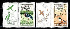 SELLOS TEMA EUROPA 1999 RUMANIA  AVES /RESERVAS NATURALES 2v.