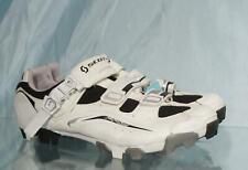 New White Black Silver SCOTT MTB PRO LADY Cycling Shoes US 8 UK 6.5 EUR 40
