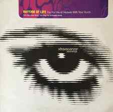 "RHYTHM OF LIFE - You Put Me In Heaven With Your Touch (12"") (G/G)"