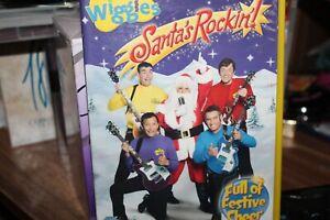 Wiggles - Santa's Rockin (DVD, 2006)b/n sealed