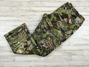 Under Armour Brow Tine Pants 1316744 940 Ridge Reaper Forest Camo Mens Size 2XL