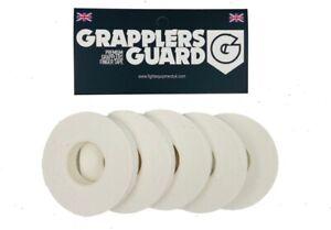 Grapplers Guard BJJ Finger Tape Judo MMA NO Gi Hand Tape Pack of 3 IBJJF Legal