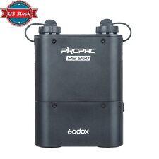 Godox PB960 4500mAh External Flash Power Battery Pack for Camera Flash Speedlite